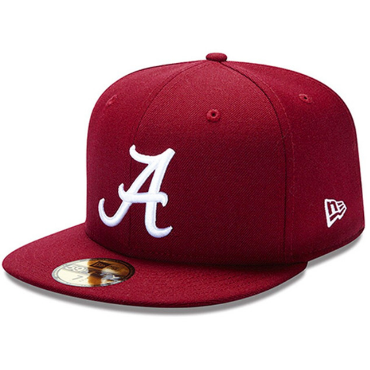 New Era Alabama Crimson Tide 59FIFTY Fitted Hat