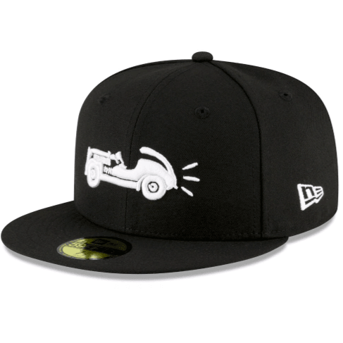 New Era Monopoly Car 59Fifty Fitted Hat