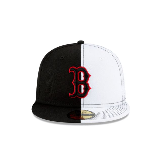 Boston Red Sox Scarface Fitted Hat