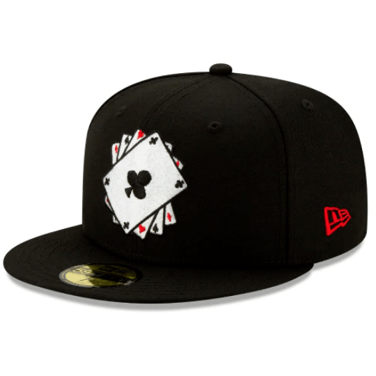 New Era Suited Cards 59Fifty Fitted Hat