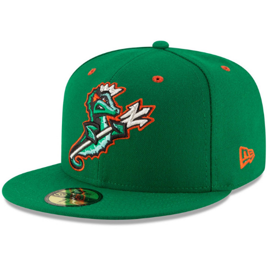 Norfolk Tides AC 59FIFTY Fitted Hat