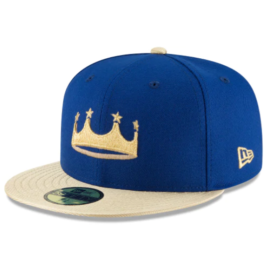 Kansas City Royals Turn Ahead The Clock 59Fifty Fitted Hat