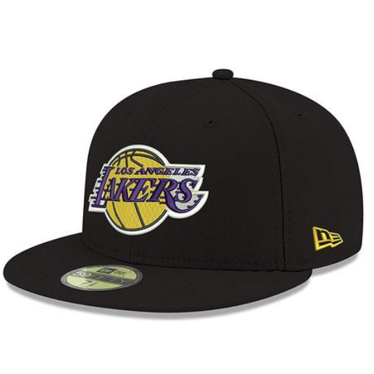 New Era Los Angeles Lakers 59Fifty Fitted Hat