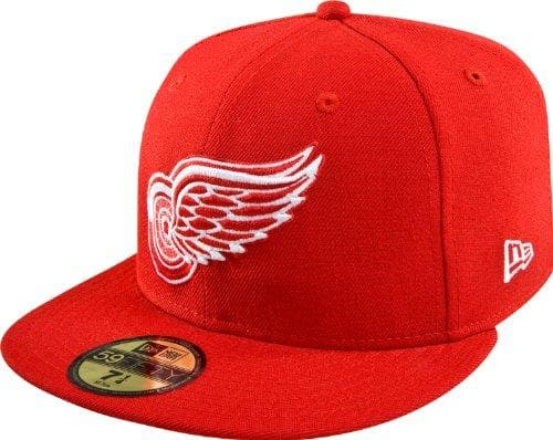 New Era NHL Detroit Redwings 59Fifty Fitted Hat