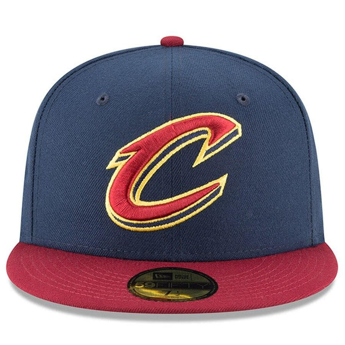 New Era Cleveland Cavaliers 2018 ECC Side Patch 59FIFTY Fitted Hat