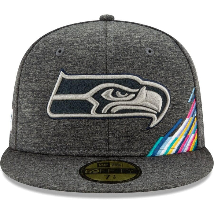 New Era Seattle Seahawks 2019 Crucial Catch 59FIFTY Fitted Hat