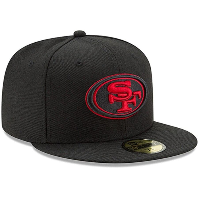 New Era San Francisco 49ers Alternate Logo Omaha 59FIFTY Fitted Hat