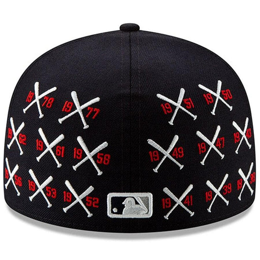 Spike Lee Yankee Fitted Hats