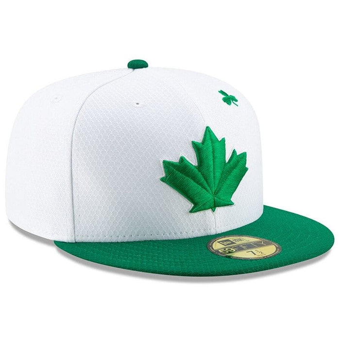 New Era Toronto Blue Jays St. Patrick's Day Fitted Hat