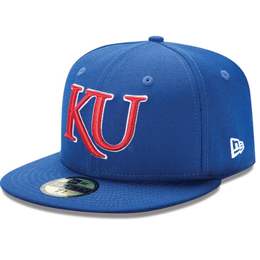 ku fitted hat