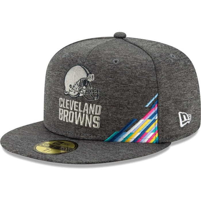 New Era Cleveland Browns 2019 Crucial Catch 59FIFTY Fitted Hat