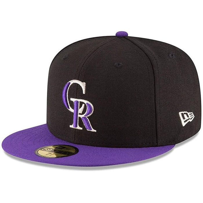 New Era Colorado Rockies Authentic ON Field 59FIFTY Fitted Hat