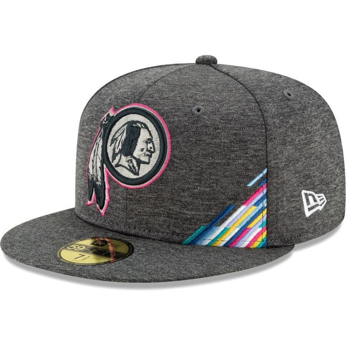 New Era Washington Redskins 2019 Crucial Catch 59FIFTY Fitted Hat