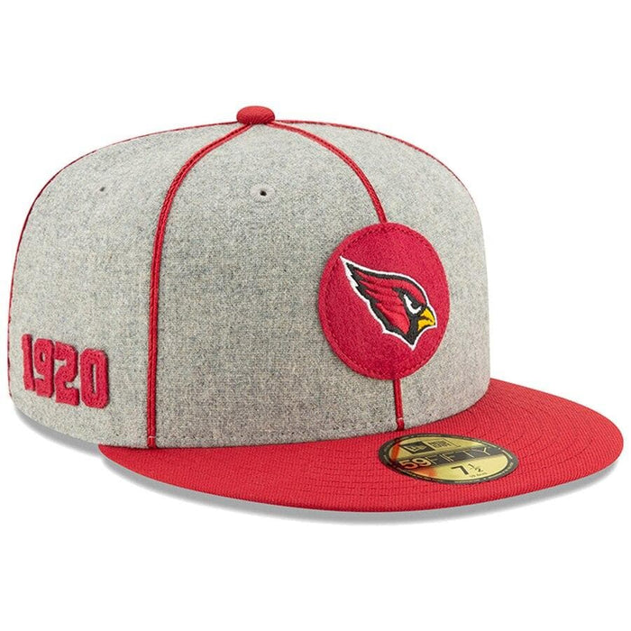 New Era Arizona Cardinals 2019 NFL Sideline Home 59FIFTY 1920s Fitted Hat