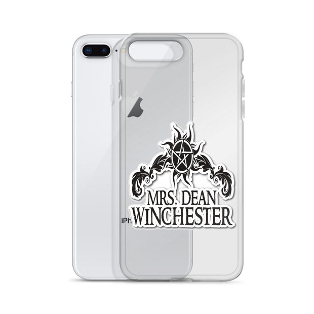 Mrs. Dean Winchester iPhone Case