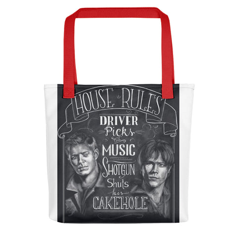 Fan Art Tote bag