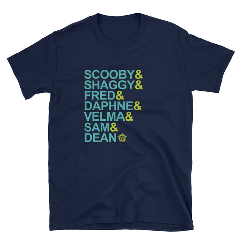 Scooby And The Gang Shirt