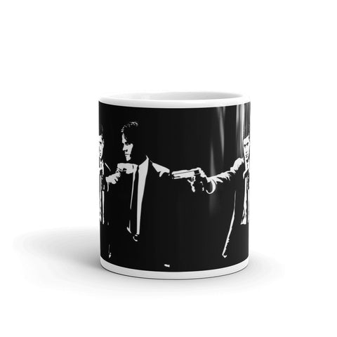 Agents Mulder & Scully Mug