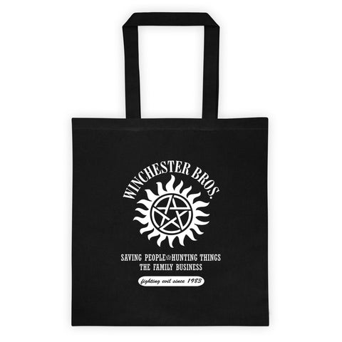 Winchester Bros. Tote Bag