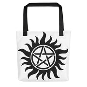 Demon Ward Tote Bag