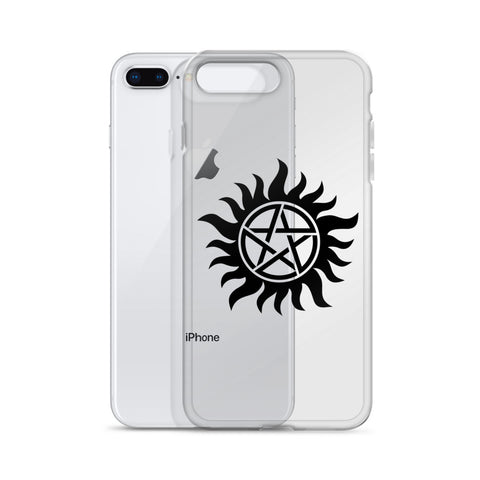 Demon Ward iPhone Case