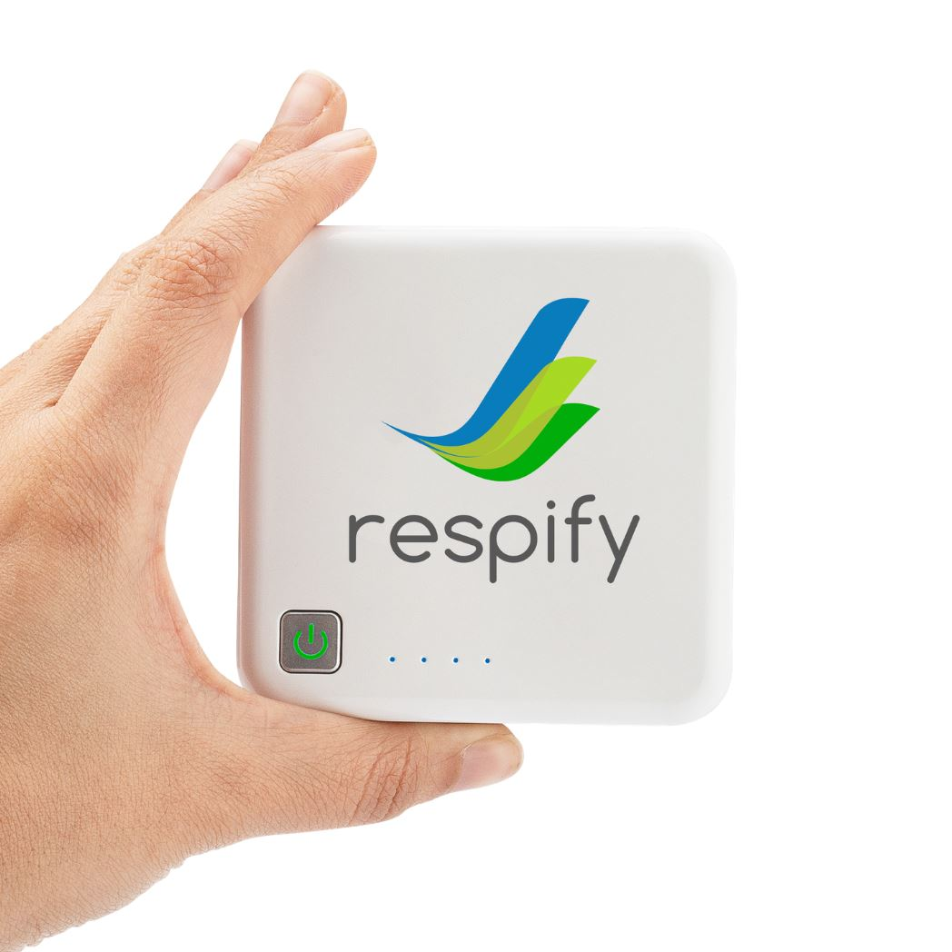 Respify 2.0 CPAP Cleaner - Home & Travel CPAP Machine Cleaner