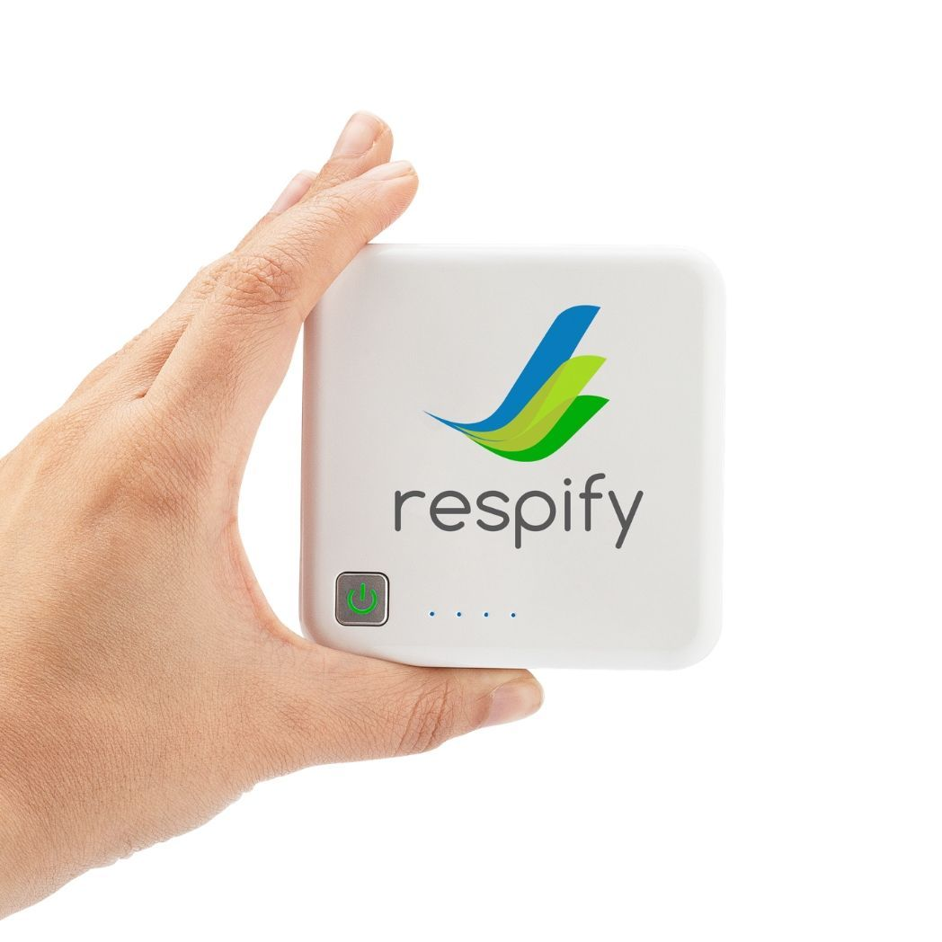 Respify CPAP Cleaner - 2.0 Universal PAP Compatibility HSA/FSA Eligible Respify
