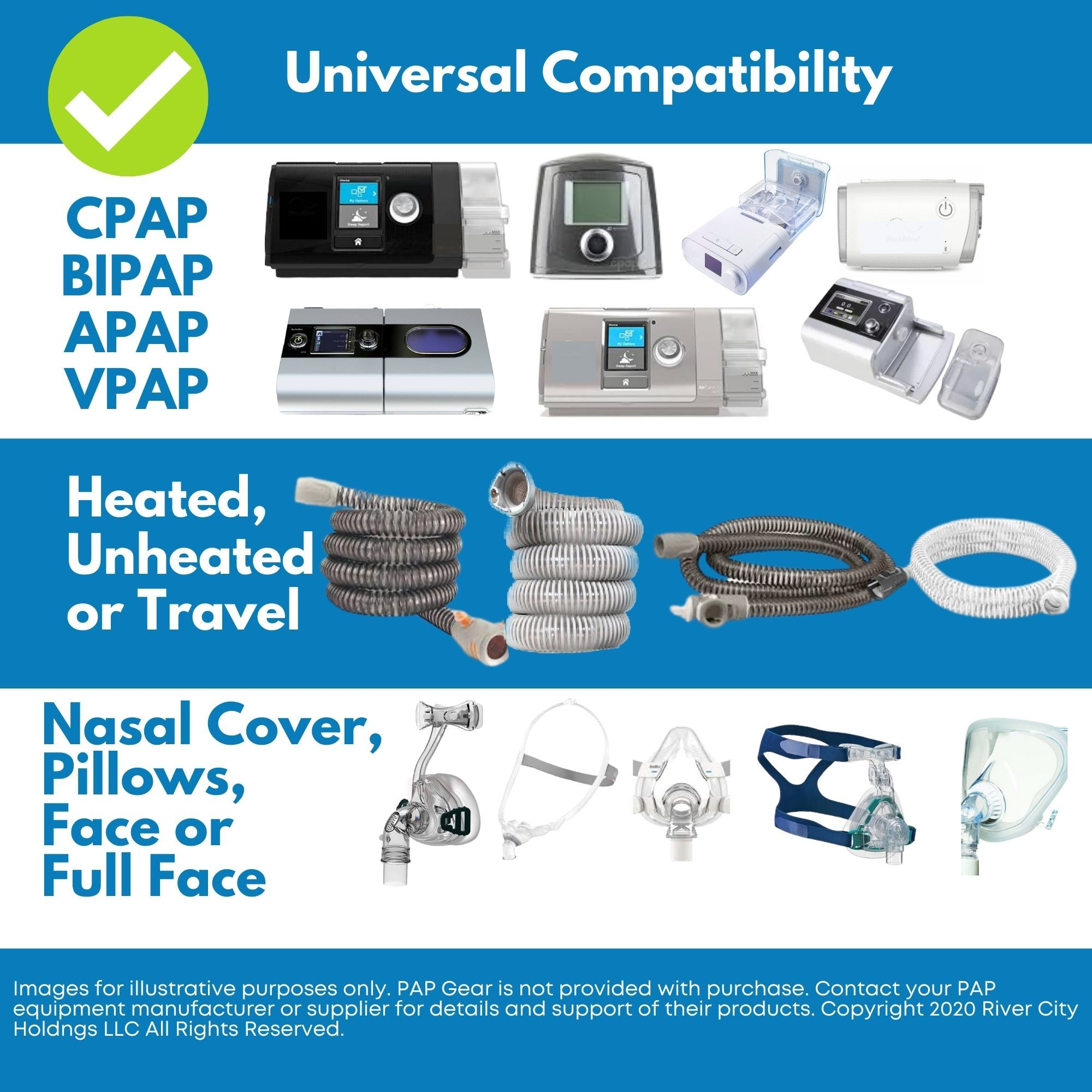Respify CPAP Cleaner Compatibility