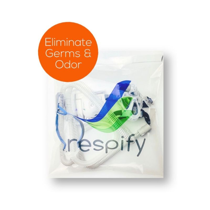 Respify™ CPAP Cleaner Sanitizer Essentials Kit