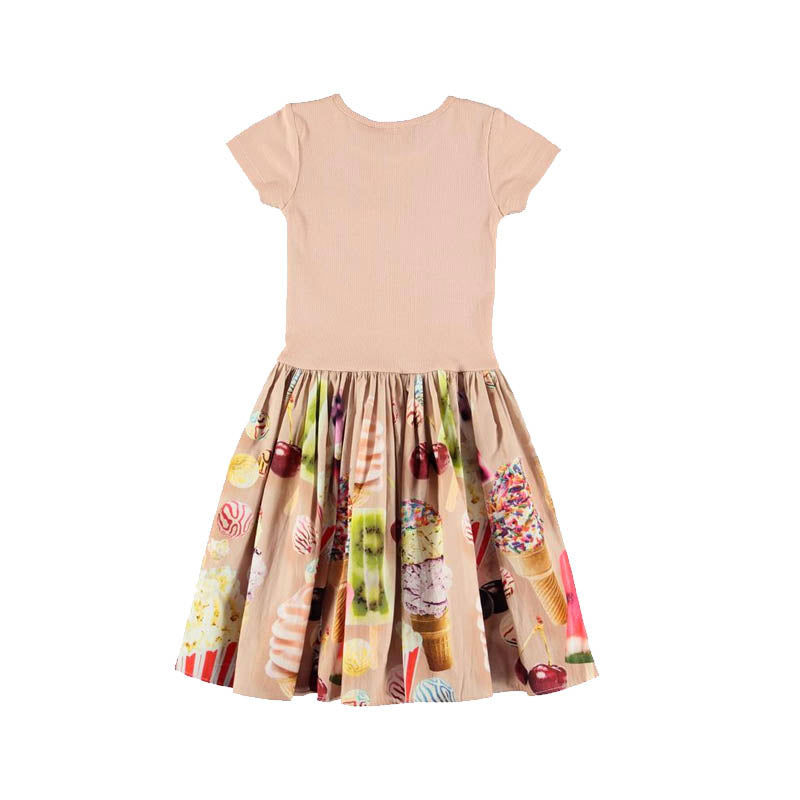 Vestido Cissa Summer Snacks