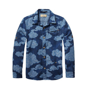 Camisa Blue Atmosphere