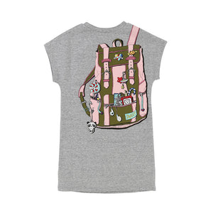 Vestido Backpack