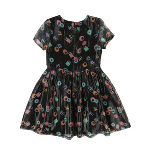 Vestido Color Dots
