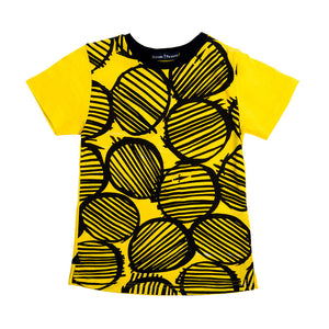 Playera Circles & Stripes