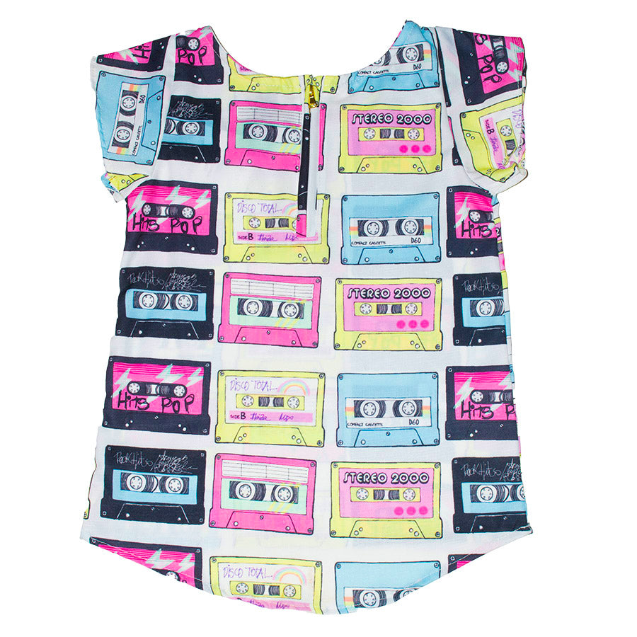 BLUSA PLAY CASETTE