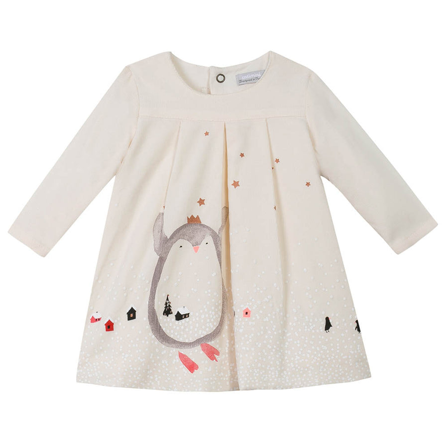 Vestido Happy Penguin