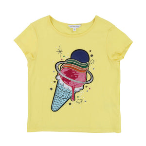 Playera Ice Cream Space