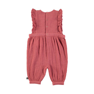 Jumpsuit Fabia Autum Berry