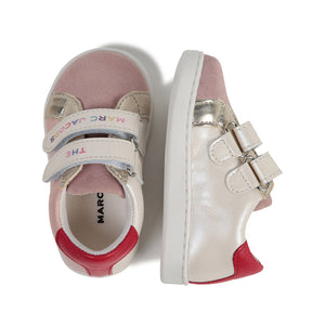 Tenis Rose Gold The Marc Jacobs