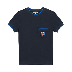 Playera Tiger Pocket