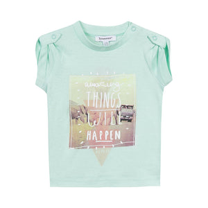 Playera Amazing Things Will Happen