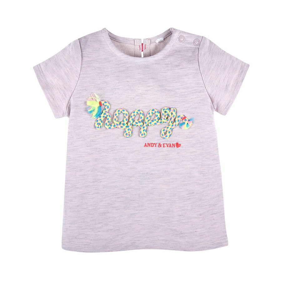Playera Happy