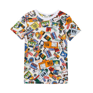 Playera Stamps