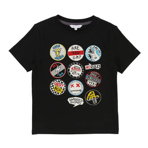 Playera Patches