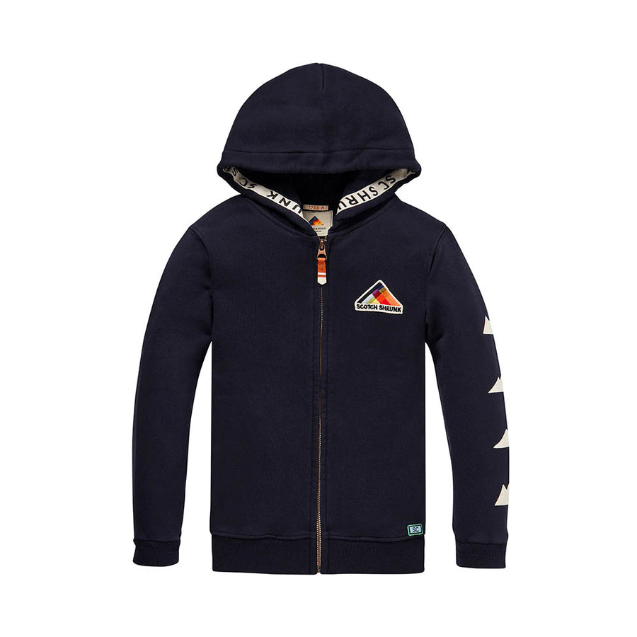 Sudadera Nero Mountain