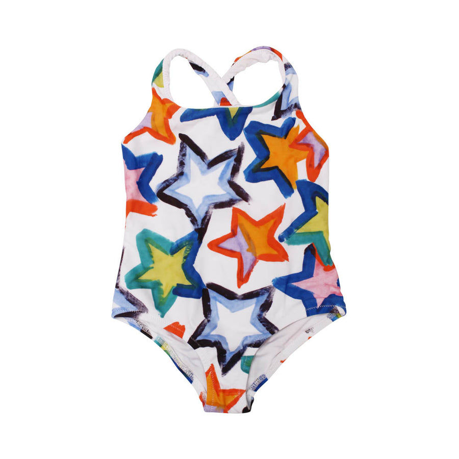 Traje de Baño Colorful Stars