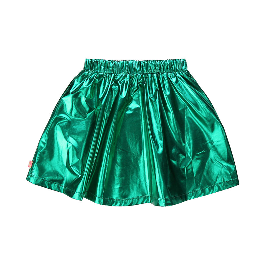 Falda Green Metal