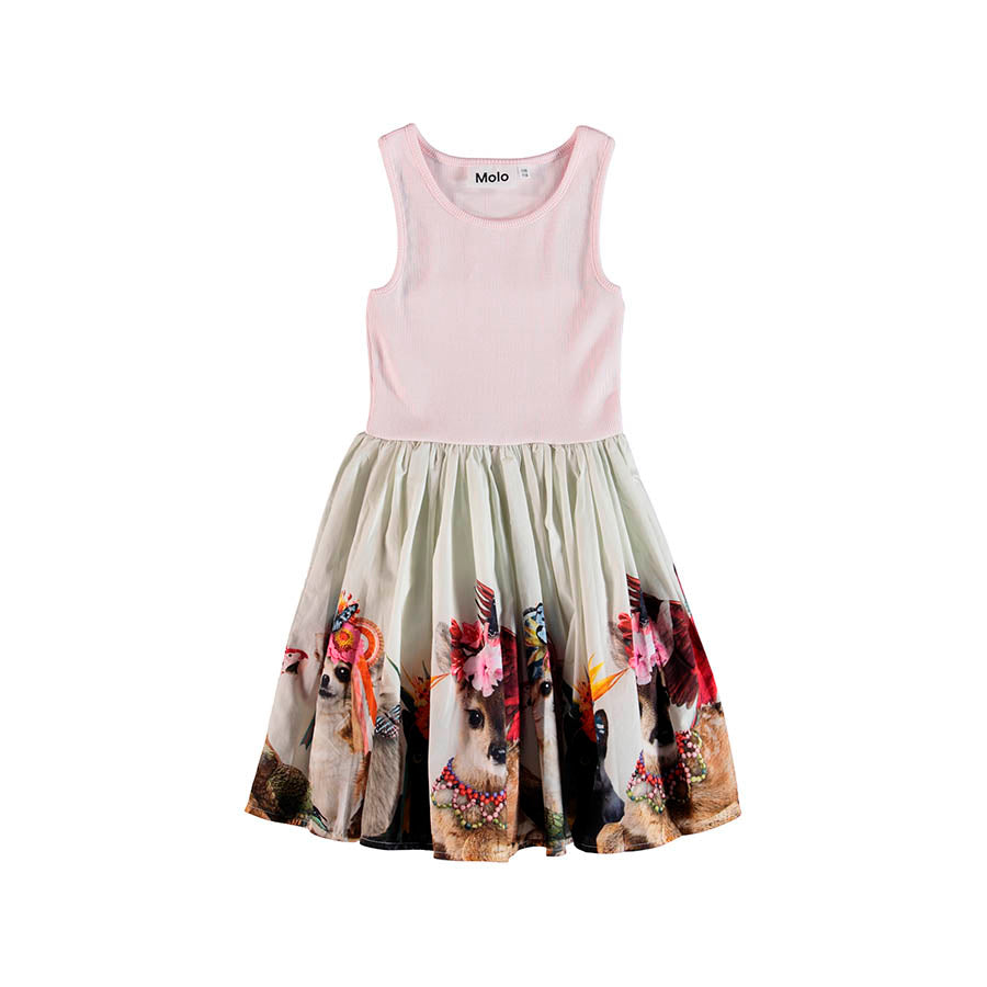 Vestido Cordelia Party Animals