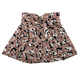 Falda Whimsical Cats