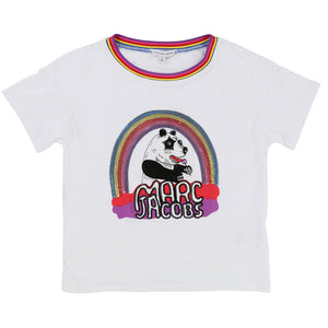 Playera Rainbow Panda